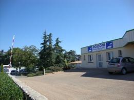 Bureaux ROSSONI TP à Ambres, travaux publics, travaux privés