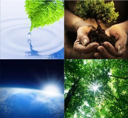 Recyclage, respect de l'environnement, tri sélectif